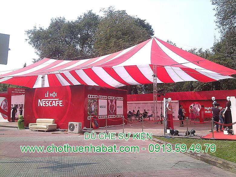 Dù Che Nescafe NTĐ. Nguyễn Du