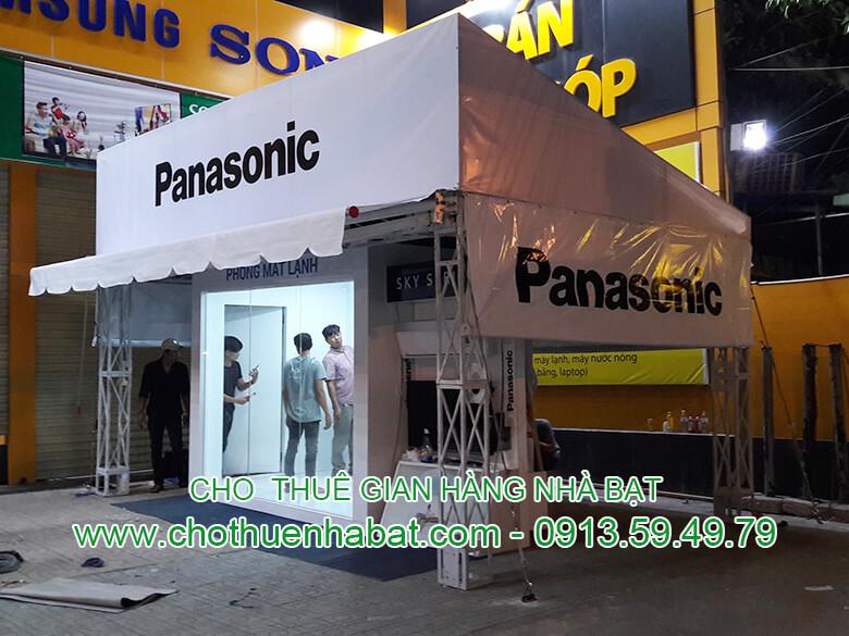 Cho thuê Gian Hàng Panasonic