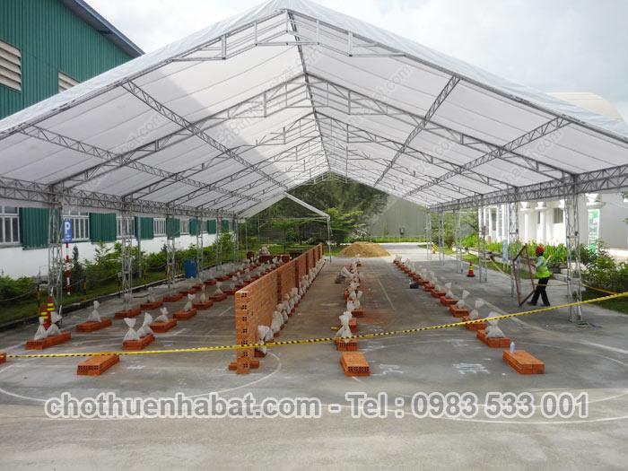 Nhà bạt Xi măng Công Thanh, Nhơn Trạch-Đồng Nai