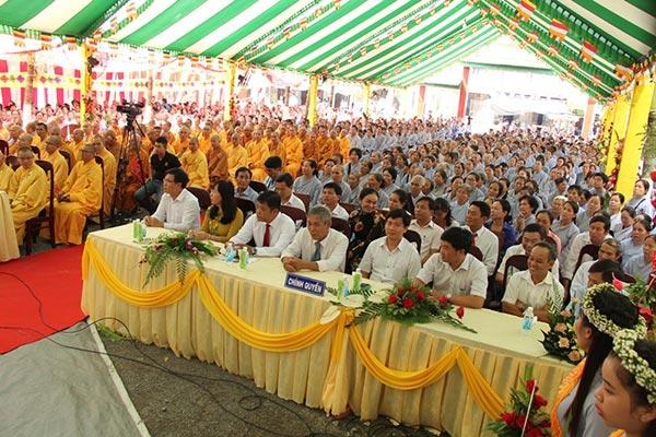 Bổ nhiệm trụ trì chùa Phước Quang Định Quán