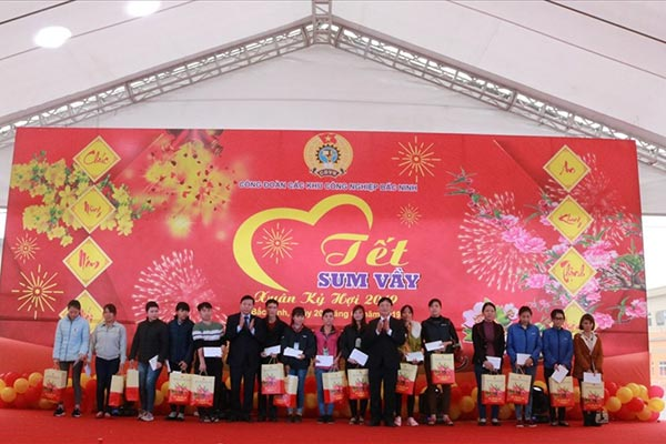 Chương trình Tết sum vầy 2019 Bắc Ninh