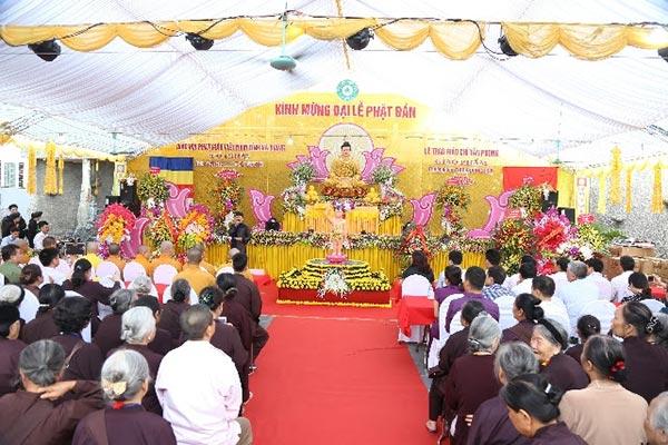 Đại lễ Phật Đản 2018 tại chùa Quan Âm