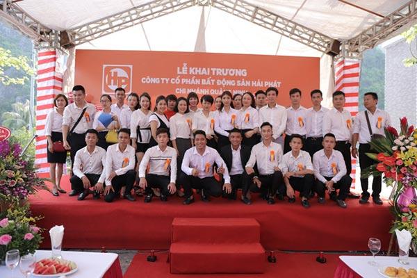 Khai trương chi nhánh Hải Phát Land Quảng Ninh