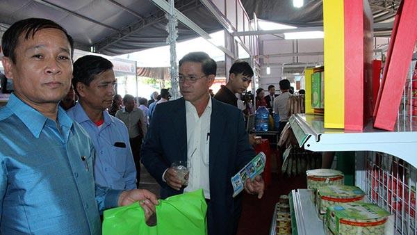 Hội chợ triển lãm TM và DL 3 nước Đông Dương