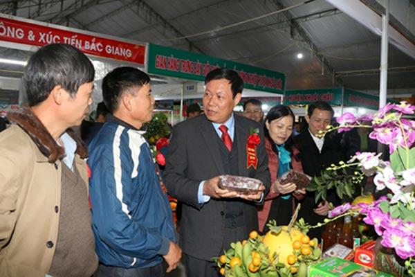 Hội chợ xuân Kỷ Hợi năm 2019 Hưng Yên