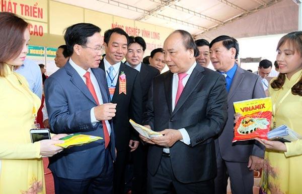 Hội nghị xúc tiến đầu tư tỉnh Vĩnh Long