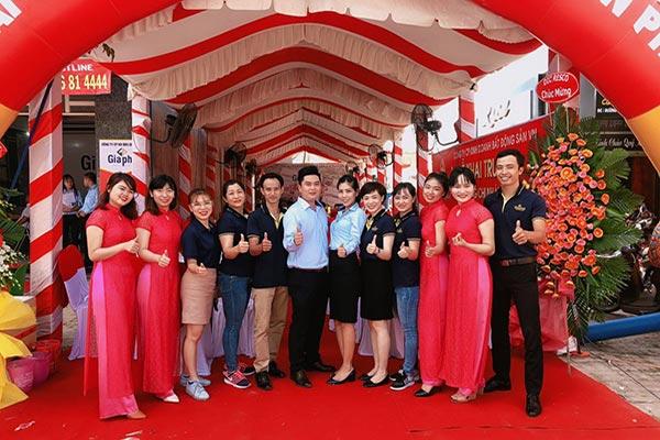 Khai trương văn phòng CN Phú Mỹ tại Vũng Tàu