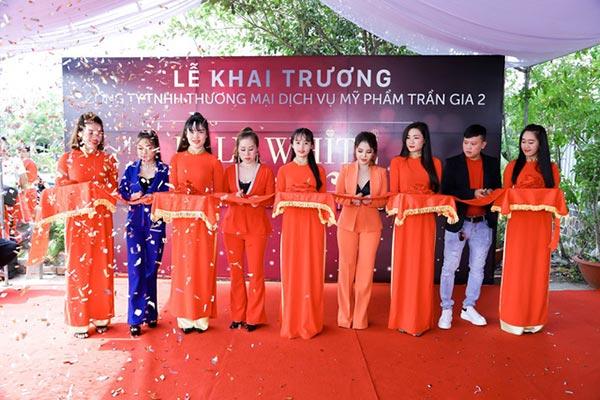 Khai trương công ty Trần Gia 2 tại Bạc Liêu