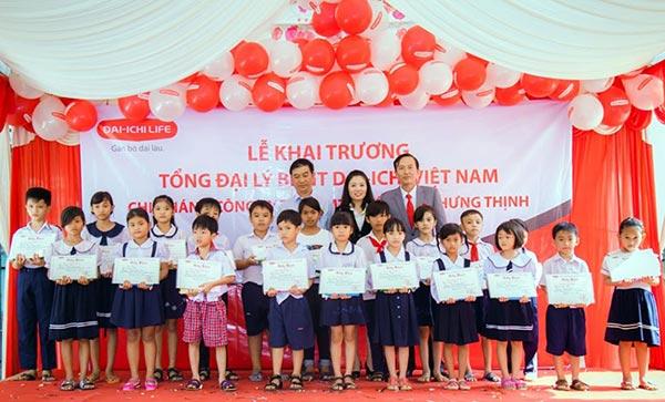 Khai trương Tổng đại lý Dai-ichi Bình Long