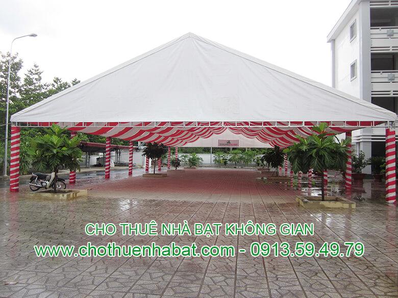 Nhà bạt không gian- Lễ khánh thành trung tâm IDC - Bình Dương