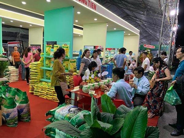 Festival lúa gạo Việt Nam 2018