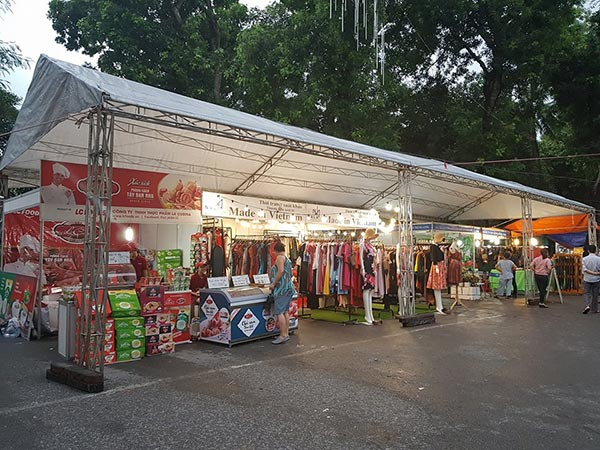 Hội chợ Xuân Kỷ Hợi 2019 Hà Nội