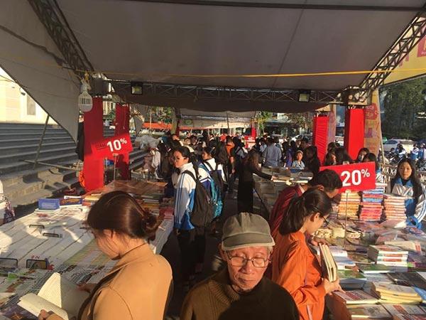 Hội sách nửa giá 2018 tại Thanh Hóa