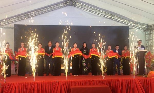 Lễ Khánh thành trang trại Herbal King Mai Châu
