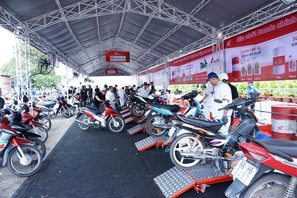 Khởi động Chương trình Honda Trọn niềm tin 2018