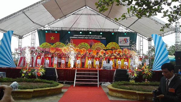Kỷ niệm 55 năm thành lập trường THCS Quốc Tuấn