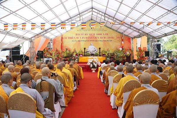 Kỷ niệm ngày viên tịch Thiền sư Vạn Hạnh