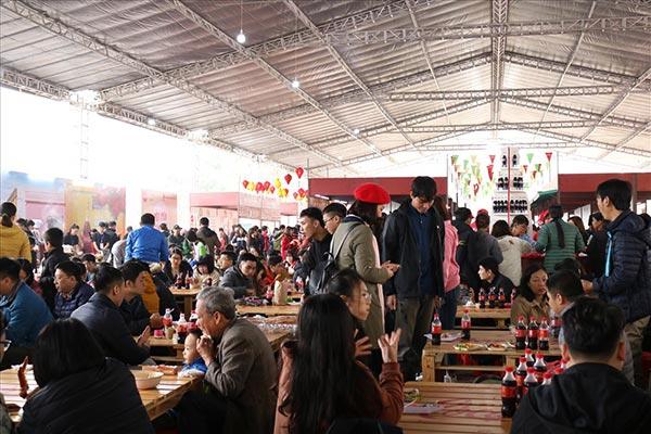 Lễ hội ẩm thực Châu Á tại Hà Nội