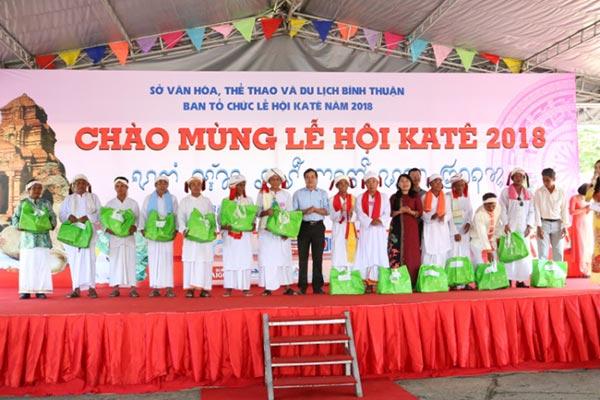 Lễ hội Katê 2018 tại Bình Thuận