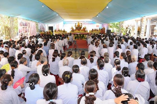 Khởi công trùng tu chùa Chiên Đàn