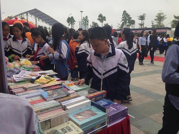 Ngày sách Việt Nam tỉnh Bắc Ninh 2018