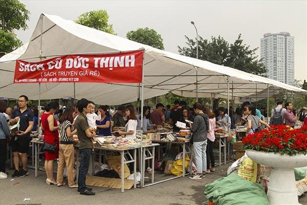 Lễ hôi sách Mùa Hạ tại Hà Nội