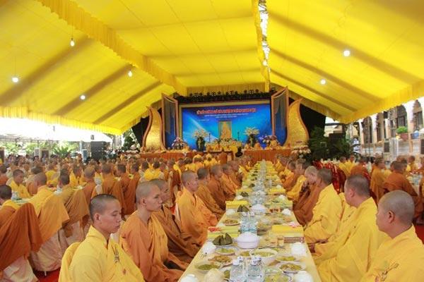 Lễ tiểu tường cố HT Thích Quang Đạo
