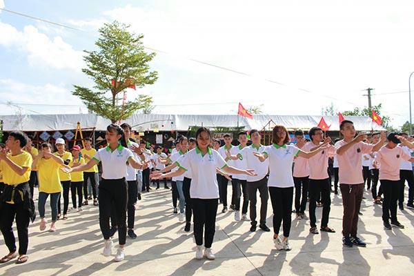 Ngày hội sinh viên IT tại Đà Nẵng