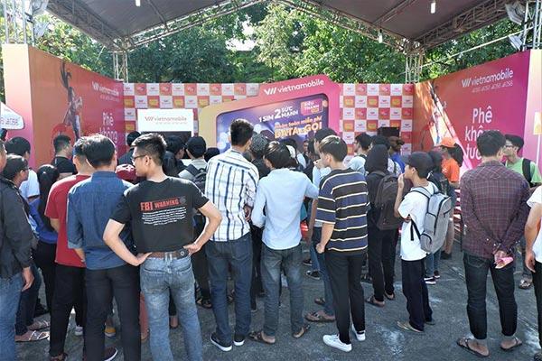 Ngày hội Tân sinh viên khu vực Đà Nẵng