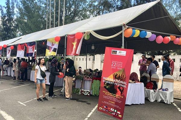 Ngày hội văn hóa quốc tế của FPT Đà Nẵng
