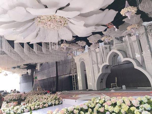 Cho thuê nhà bạt tổ chức đám cưới nhiều tỷ ở Cao Bằng
