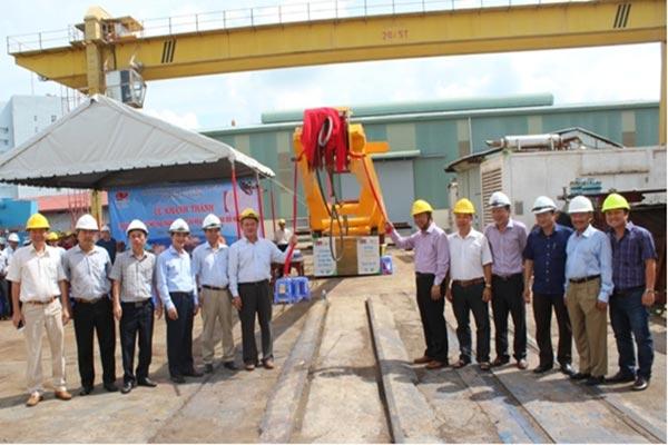 Vietsovpetro khánh thành dự án KEG và T1B