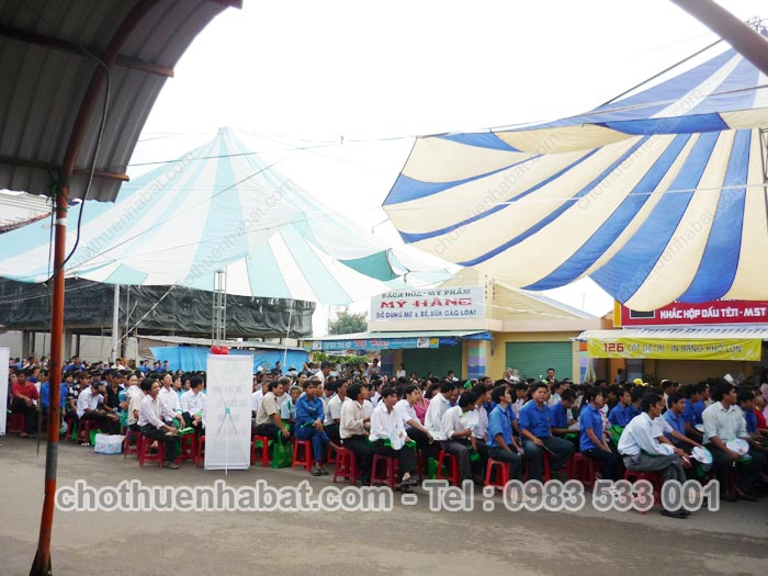 Dù che - Huyện Tân Uyên hưởng ứng chiến dịch Làm cho thế giới sạch hơn 2011 - Bình Dương